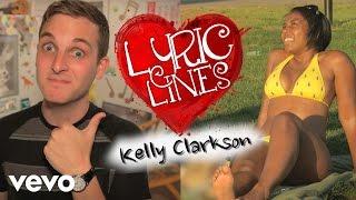 VEVO - Vevo Lyric Lines: Ep. 12 – Kelly Clarkson