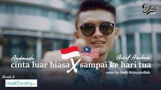 Download Lagu INDONESIA Vs MALAYSIA Inilah Pemenangnya (Cinta Luar Biasa X Sampai Ke Hari Tua) Dodi Hidayatullah mp3