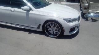 877-544-8473 22 Inch Asanti AF-150 AF150 ELT Wheels BMW 7 Series Rims Free Shipping Call Us!