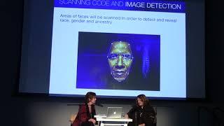 SITE Santa Fe - Artist Talk: Lynn Hershman Leeson with Anne Basalmo    Artists & Cyborgs Clip 4