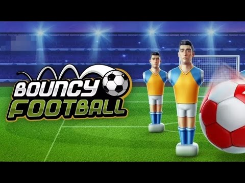 Bouncy Football - Android Gameplay HD
