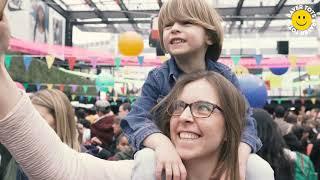 RaverTots Kids Rave Live at Box Park - the ultimate family rave