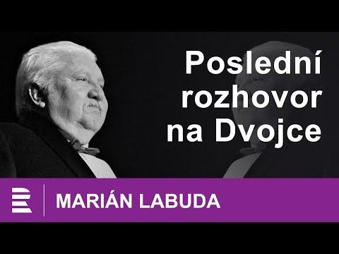 "Marián Labuda. Poslední rozhovor na Dvojce: ""Na pohřbu chci zahrát dialogy z Vesničky"""