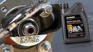 Xenum GPX 5W40 Carbon Graphite Jak skutecznie olej chroni silnik?