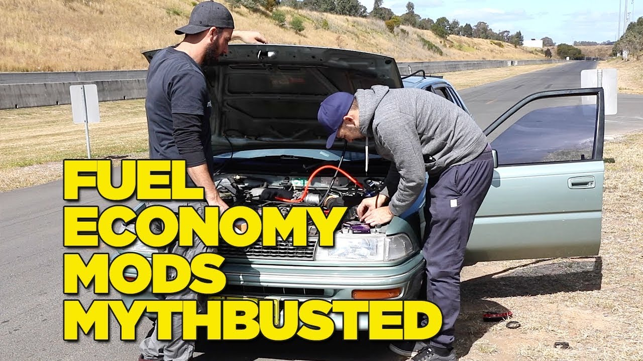 Budget fuel economy mods mythbusted