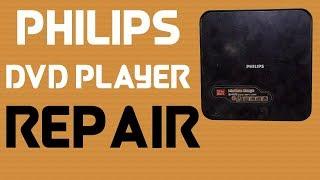 Philips DVD Player Troubleshooting Model DVP 2320 - Philips के डीवीडी प्लेयर को कैसे ठीक करें