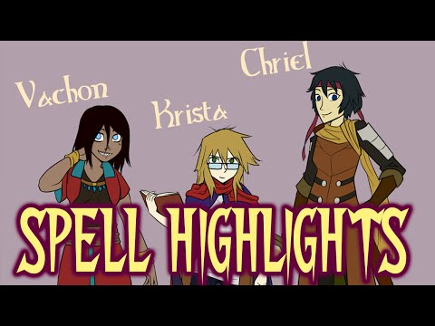 Spell Stream Highlights!