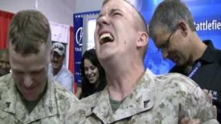Far from bored, Marines experience Modern Day Marine Expo