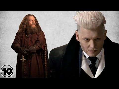Top 10 Harry Potter Most Powerful Wizards And Witches – Part 2