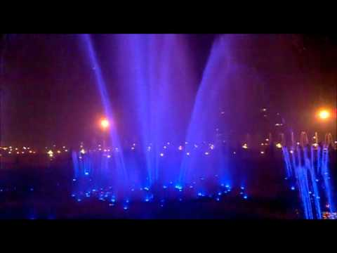 MUSICAL FOUNTAIN IN LUCKNOW
