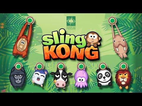 Sling Kong Launch Trailer