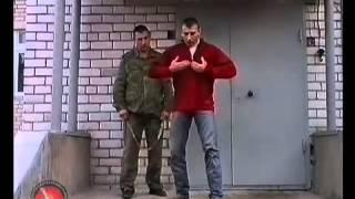 Тренировка спецназа ГРУ,рукопашный бой в сложных условиях.(, 2013-05-03T19:42:27.000Z)
