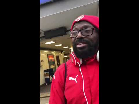 TY (ArsenalFanTV) vs Tottenham Fan - Who Has The Better Team? 1 to 11 - TY Gets Emotional