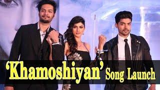 Launch Of 'Khamoshiyan' Song 'Bheeg Loon'