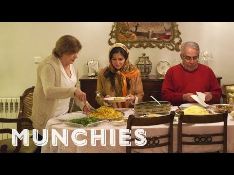MUNCHIES Presents: Persian Home Cooking