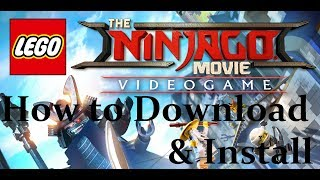 How to Download and install The LEGO NINJAGO Movie [FitGirl Repack] working 100% ( Smallest Repack )