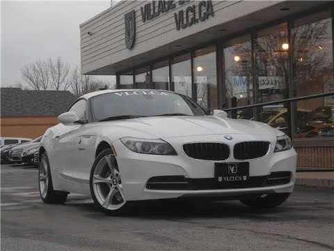 2011 BMW Z4 [sDrive30i] in review - Village Luxury Cars Toronto ...