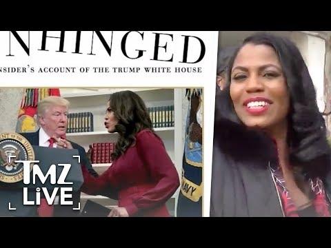Omarosa  Trump Plotted Against CNN's Acosta!   TMZ Live