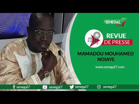 Revue de presse rfm du mardi 20 juillet 2021 par Mamadou Mouhamed Ndiaye