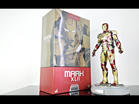 Review HOT TOYS Ironman 3 : Mark 42