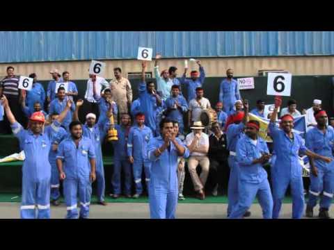 Dutco Balfour Beatty Cricket Tournament 2015
