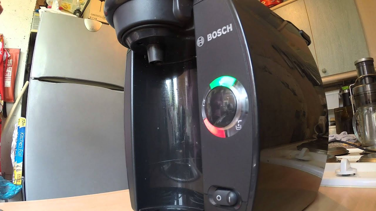 Bosch Tassimo Red Light Fault Doovi