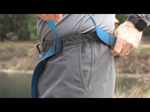 Patagonia Shelled Insulator Pant Review | Ashland Fly Shop