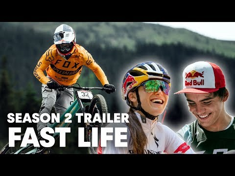 Fast Life with Kate Courtney & Finn Iles | Season 2 Trailer