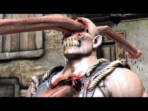 Mortal Kombat XL Pelicula Completa 2017 (Español) | Todas Las Cinemáticas Modo Historia (Movie)