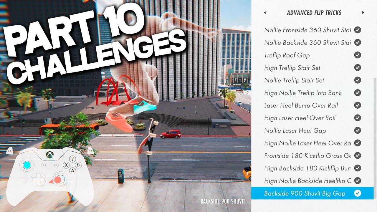 Skater XL Playthrough - Part 10 (Xbox One X)