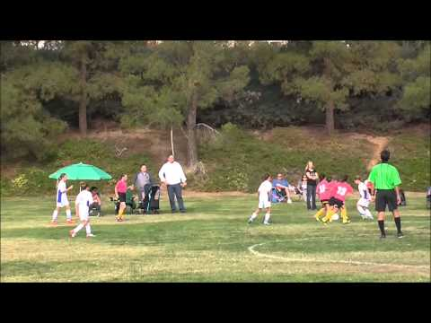 Legends FC Riverside Black vs Chelsea SC White 10-25-2014