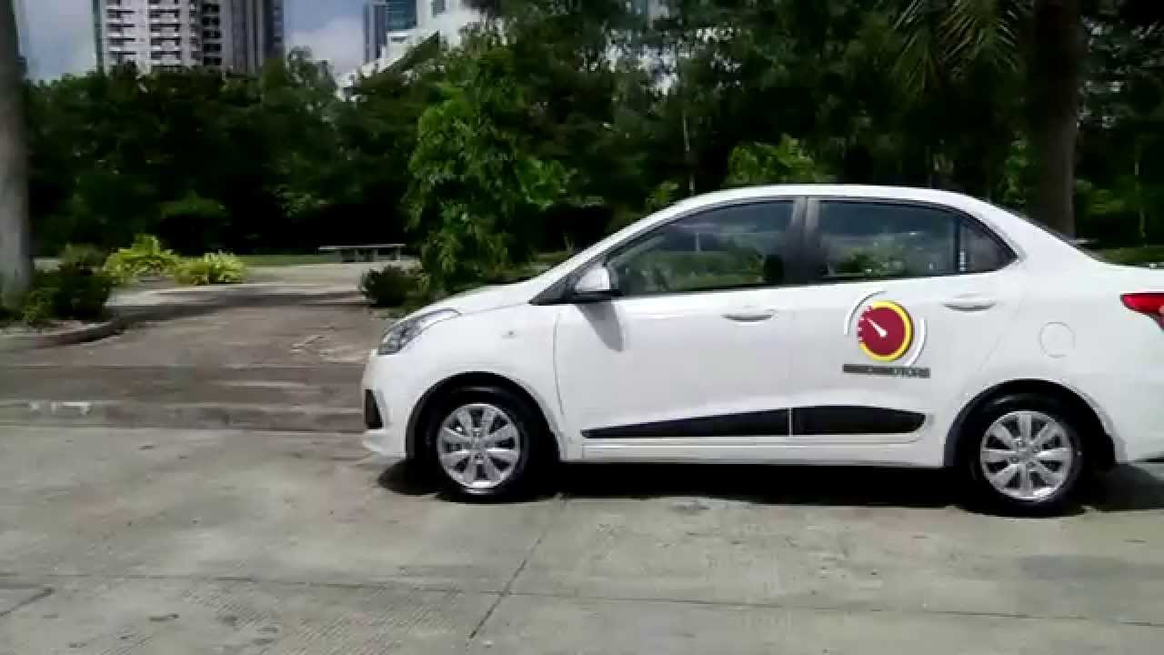 Hyundai Grand I10 Sedan Youtube