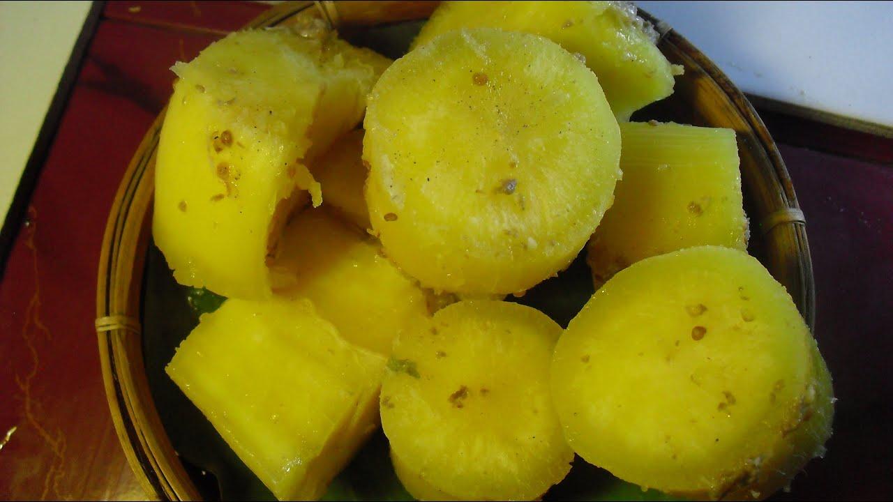 Cara Merebus Singkong Empuk Dan Gurih Soft And Savory Cassava Youtube Keripik By Nyamen Pgp