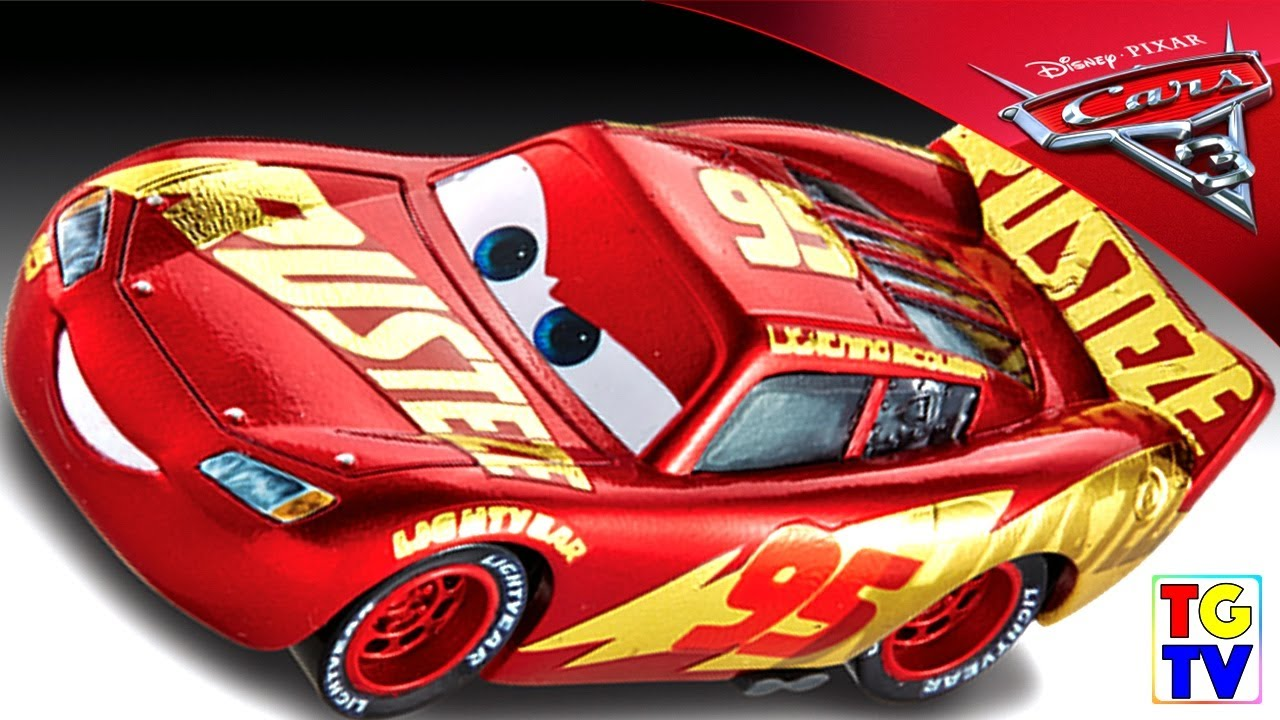 Disney Cars Diecast: Disney Cars 3 Mattel Diecast Complete Set 2017 [NEW]