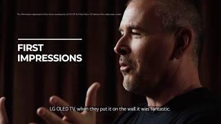 LG OLED TV - Hollywood Endorsement Interview Tim Miller | LG USA