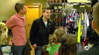 Bringing Up Bates - Lawson's Closet (Sneak Peek Scene)