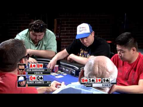 Poker tells training video samples - Bet-timing: Immediate post-flop calls