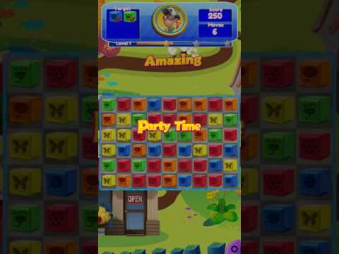 Toy Box Blast Mania iOS & Android game