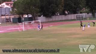 Promozione Girone A Athletic Calenzano-Maliseti Seano 0-1