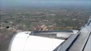 Landing in Casablanca