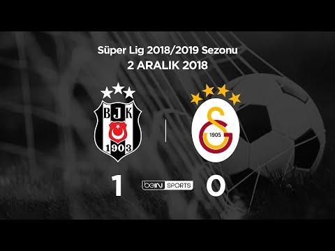 02.12.2018 | Beşiktaş-Galatasaray | 1-0