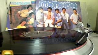 MENUDO - Summer In The Street (on vinyl)