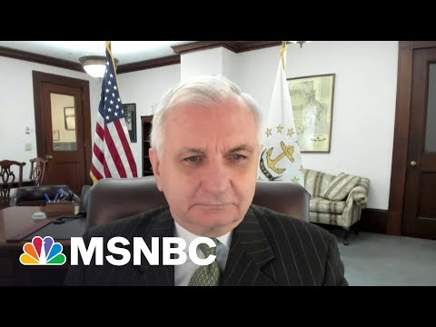 Sen. Reed: Armenian Genocide Recognition 'Long Overdue' | Andrea Mitchell | MSNBC
