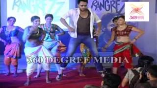 "Jackky Bhagnani Rocking Performances on Gangnam Style at the Launch of ""Gangnam Style""- Rangrezz"