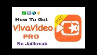 Gambar cover (NEW) DOWNLOAD VIVA VIDEO PRO FOR FREE IN iOS 9,10 & 11 WITHOUT JAILBREAK!
