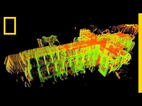 Incredible 3D Laser Scans Saved in 2015 Could Help Rebuild The Notre Dame