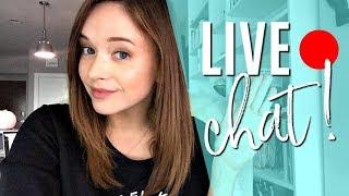 OCTOBER LIVE Q&A