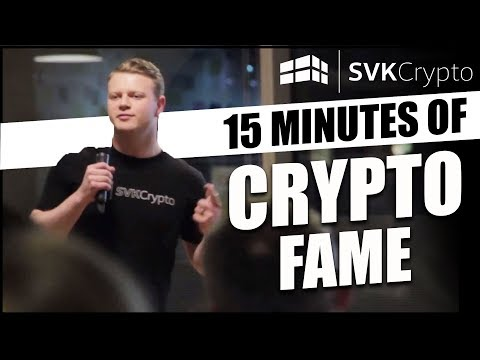 TOKEN 2049 - SVK CRYPTO LIVE FROM HONG KONG DAY 3!