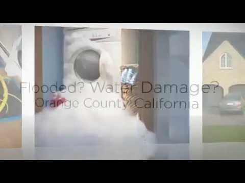 Water Damage Services Orange County CA - West Coast Restoration