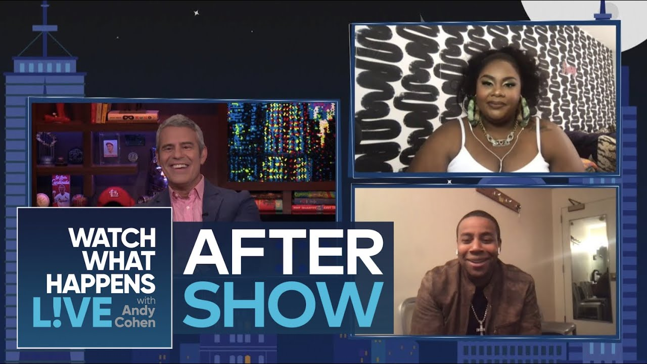 After Show: Kenan Thompson Goes Way Back with WWHL